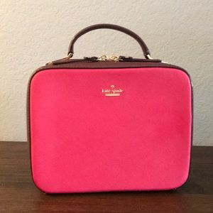 Kate Spade lunch box purse